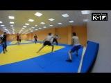 Школа Вали Красноярск.клип 1 Игорь Морарь- красава не бросил спорт