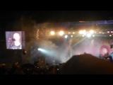 Фрагмент из выступления Дениса Майданова в Ростове на Дону на празднике дня города 14 сентября 2013 года